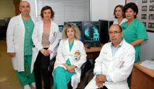 La nueva Consulta Radiológica de Mama del Hospital agiliza el diagnóstico de este tipo cáncer