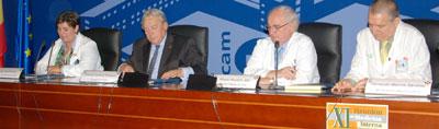 Sanitarios de toda la región se dan cita en las XI Jornadas de Medicina Interna celebradas en el Hospital de Talavera