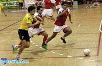 El FS Talavera mejora sus sensaciones y golea al Casar