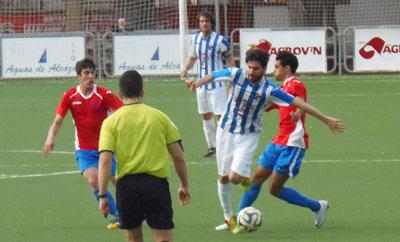 El Talavera cumple con el guión ante el Gimnástico
