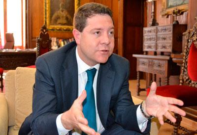García-Page se presentará a las primarias del PSOE para ser candidato a la Presidencia de la Junta de Comunidades de Castilla-La Macha