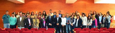 Ramos destaca la inversión de más de 780.000 euros para talleres de empleo y formación para desempleados