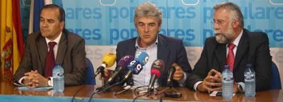 """Esteban: """"Cospedal y el PP han conseguido mejorar el Estado del Bienestar y crear empleo en C-LM"""""""