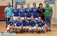 El FS Talavera Femenino se estrena con derrota pero ofrece una muy buena imagen