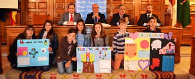 Los niños en el V Foro por la participación Infantil de UNICEF