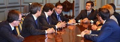 Romaní descarta recortes en el Plan Económico Financiero de la región