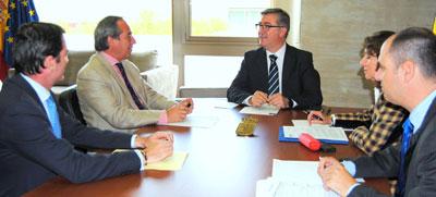 El Gobierno regional y CECAM se unen para impulsar juntos la Formación Profesional Dual