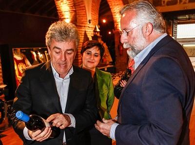"""Leandro Esteban: """"En Castilla-La Mancha tenemos el mayor y el mejor viñedo del mundo"""""""