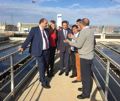 Reunión para asegurar el abastecimiento de agua