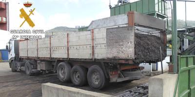 23 relacionados con el hurto de más de 300 toneladas de aceitunas