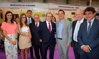Caja Rural CLM, con la XLVI Feria del Ajo