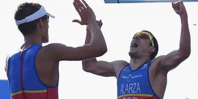 Alarza es quinto en Yokohama y consigue su billete olímpico a Río de Janeiro
