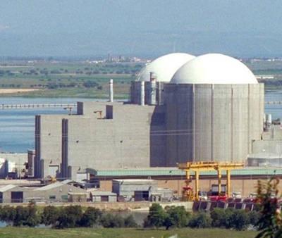 Incidencia en la Central Nuclear de Almaraz