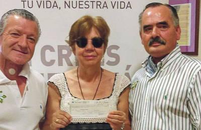 Donación de la Asociación Altare San Blas