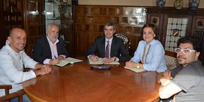 La Diputación trabaja en la puesta en marcha de la red de senderos de Toledo