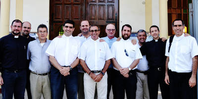 La Archidiócesis de Toledo es la que más sacerdotes posee acogidos al servicio de la Obra de Cooperación Sacerdotal Hispanoamericana