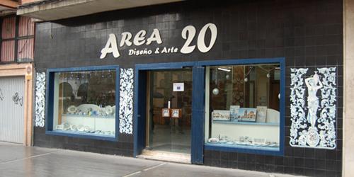 Area 20 Diseño y Arte abre sus puertas en el corazón comercial de Talavera