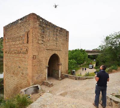 Toledo, en el II Congreso de Arqueología Aérea