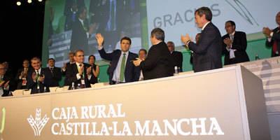 La Asamblea de Caja Rural de CLM aprueba las cuentas por unanimidad