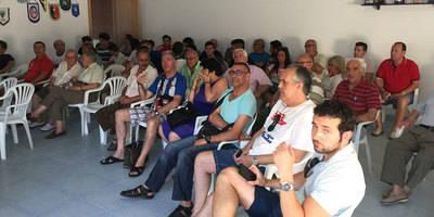 El CF Talavera anuncia un fichaje durante la Asamblea de Socios