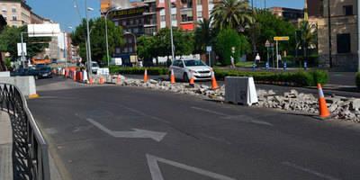 Avanza el Plan de Asfaltado en las calles de Talavera