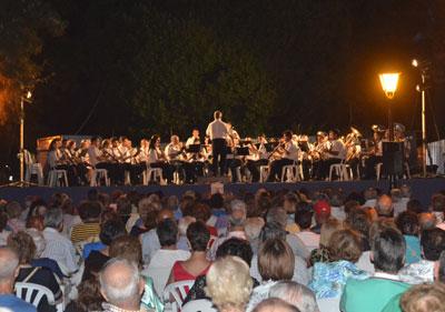 Música y hermandad en el Festival de Bandas Ruiz de Luna