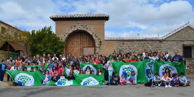 27 colegios participan en el VII encuentro de Ecoescuelas de Toledo