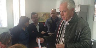 El PSOE de Talavera apoya el pacto con Ciudadanos