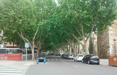 Aparece muerto un hombre de media edad en la calle Carnicerías