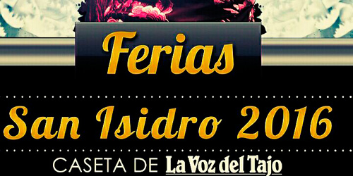 La Voz del Tajo prepara su caseta para las Ferias de San Isidro