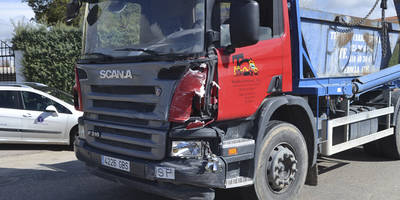 Fallece un bebé de dos semanas en un accidente en Cebolla