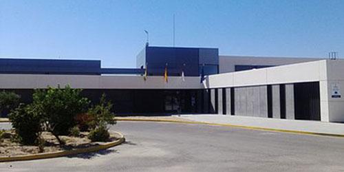 Detenida una organización que robó en un colegio de Guadalajara