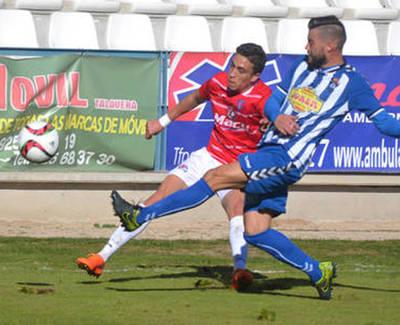 Al CF Talavera le sale todo mal ante La Roda