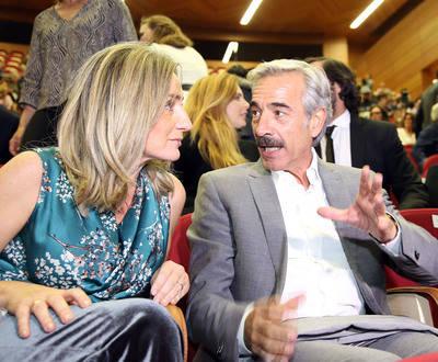 """Imanol Arias, premio """"Toledo de cine"""""""