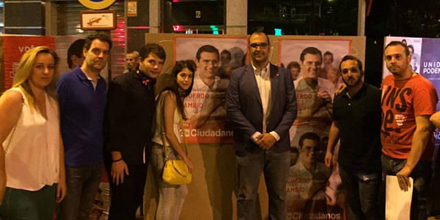 Ciudadanos inicia la Campaña en Talavera