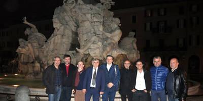 Talavera, presente en Roma en la Agrupación Europea de Ciudades de la Cerámica