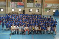 El CB Talavera celebra su XXIV fiesta de clausura