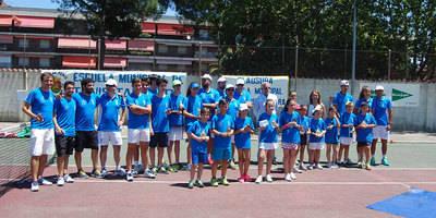 El Club de Tenis Talavera clausura su XXXI Temporada