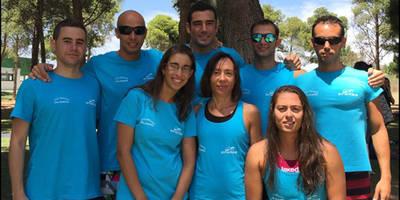 El CN Talavera cosechó en 2015 importantes éxitos a nivel Mundial y Nacional Máster