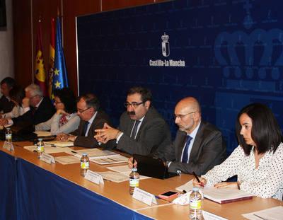 Reunión del Consejo Regional de Consumo