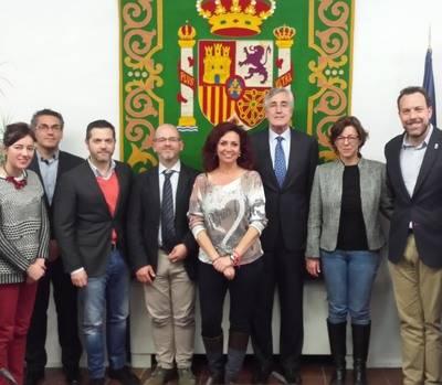 Toledo, en la Comisión de Ciudades Patrimonio