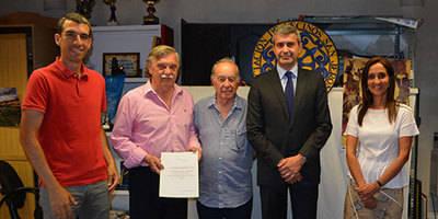 La Diputación de Toledo destina 6.000 euros a la promoción del Mercado de Artesanía y Antigüedades de Talavera de la Reina