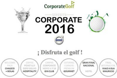 El Circuito Corporate Golf a Palomarejos