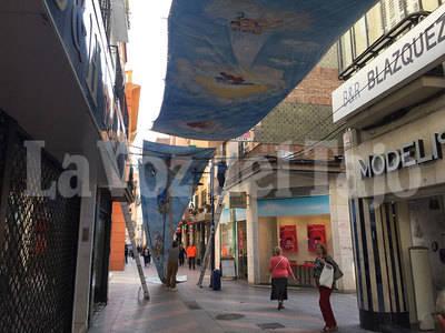 Talavera engalana sus calles para el Corpus