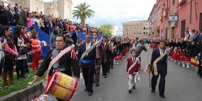 RTVCM emitirá un programa del cortejo de Mondas en un especial 'Ancha es Castilla-La Mancha'
