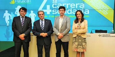 Caja Rural busca proyecto beneficiario para la 4ª Carrera Solidaria