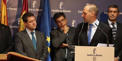 El Delegado de la Junta en Talavera quiere aunar esfuerzos en beneficio de Talavera