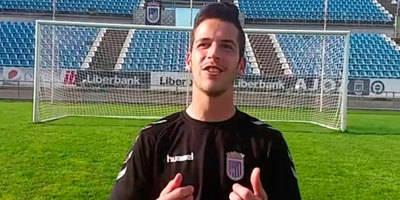 Sergio Arenas, nuevo portero del CF Talavera