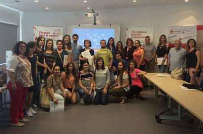 Cruz Roja Talavera acoge un encuentro por el empleo