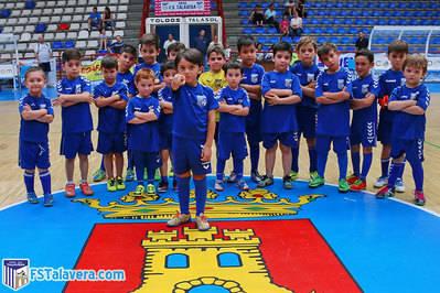 El FS Talavera abre las puertas de su escuela